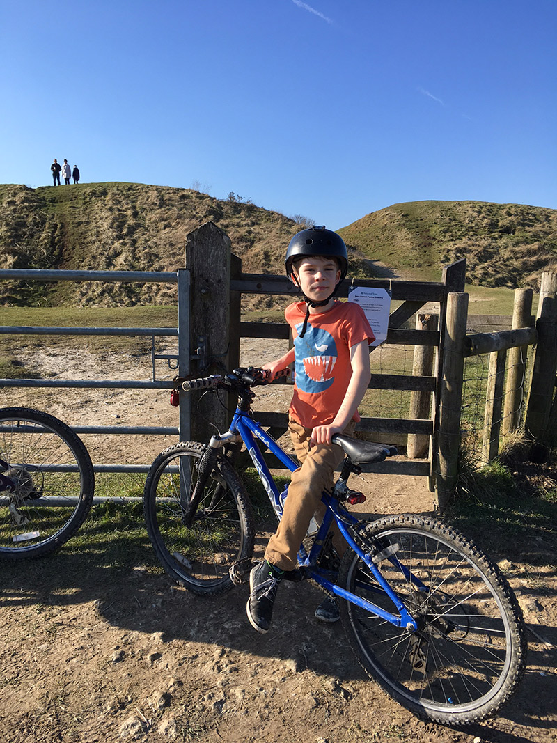 February Family Microadventure: A Bicycle Journey From Summit To Sea