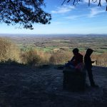 March Family Microadventure: Finding Evie… A Pokémon Hunt At Black Down, The Highest Point In Sussex