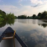Canoeing On The Beautiful Wye