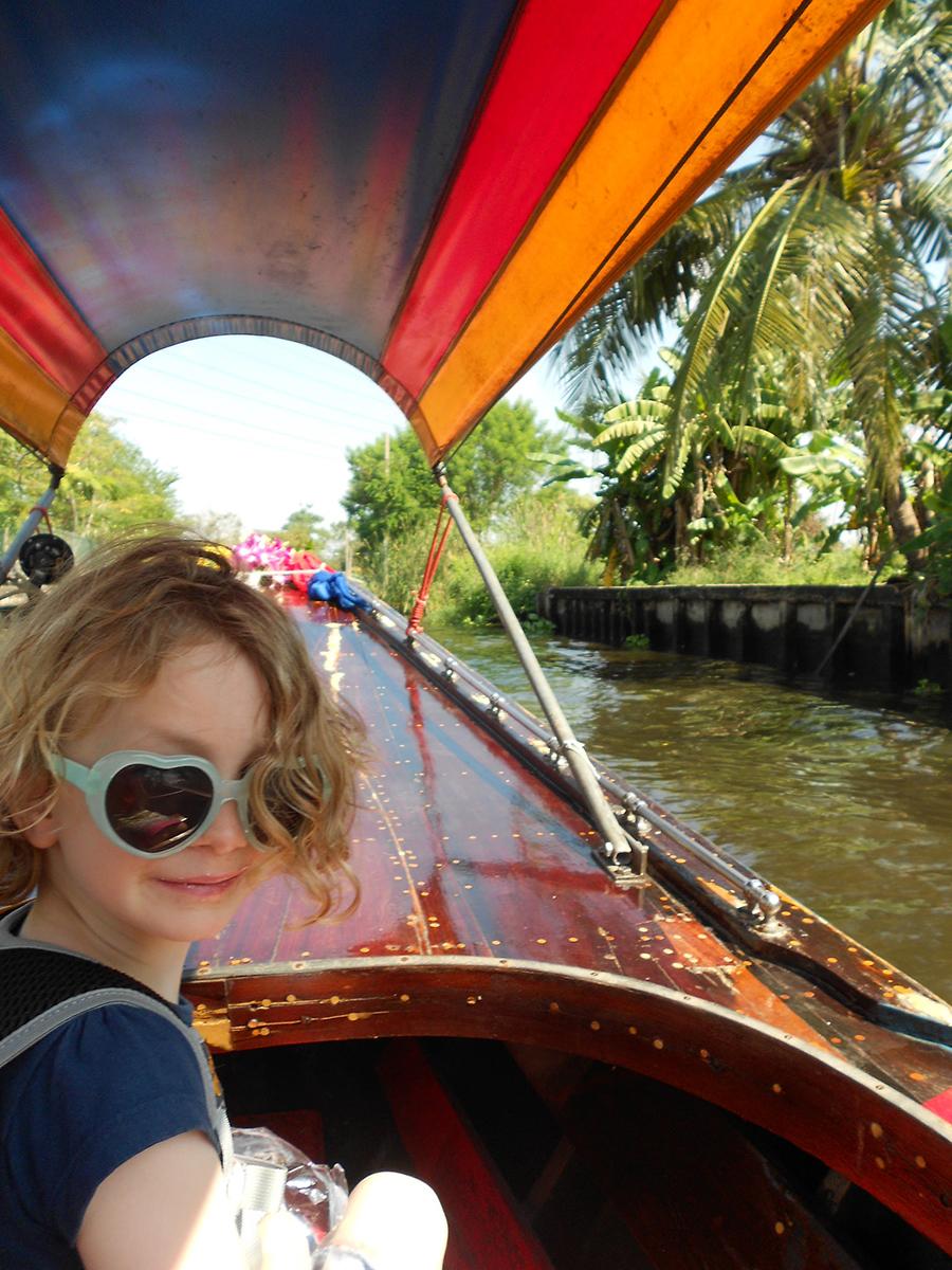 Bangkok backwaters