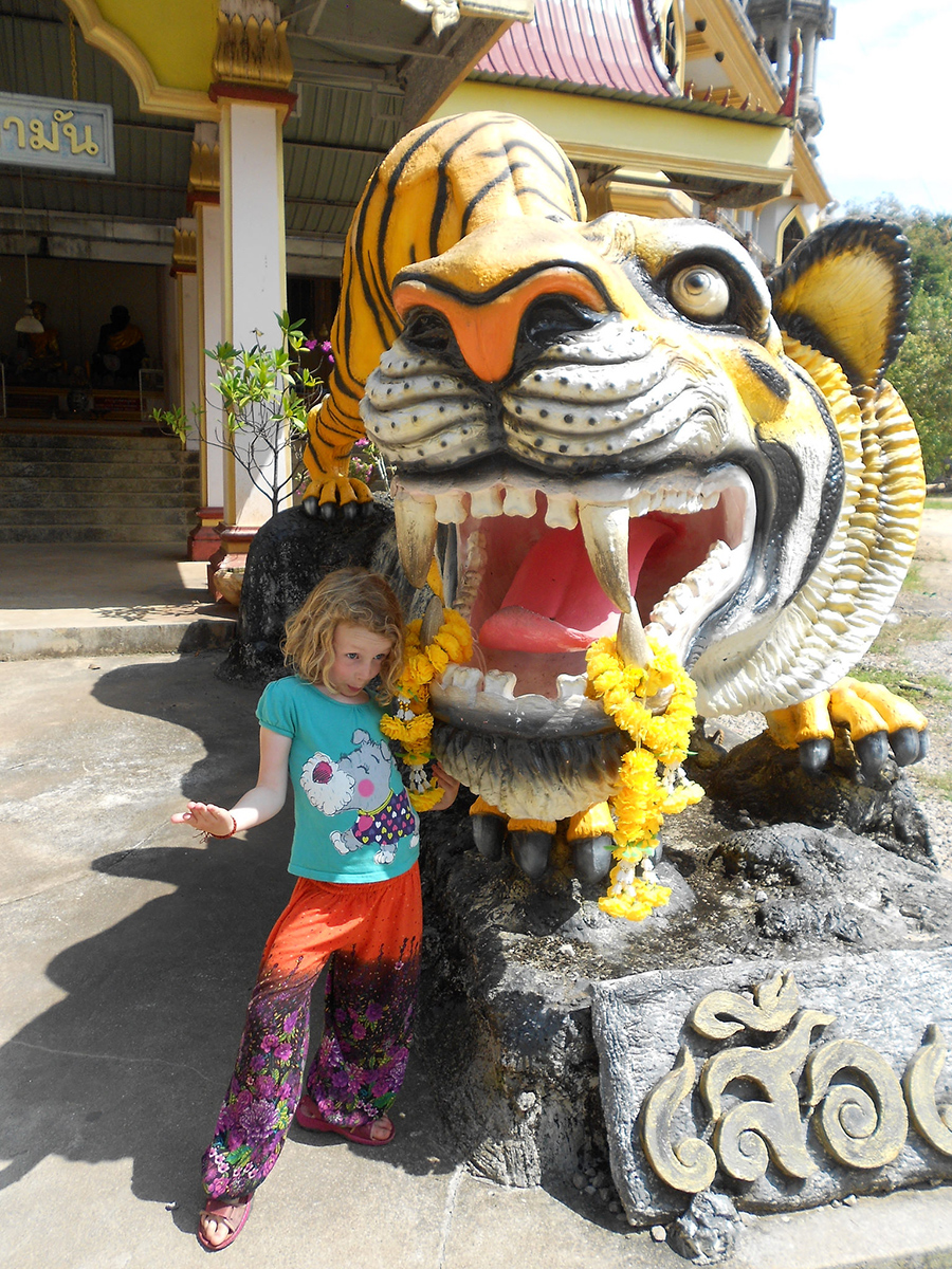 Go The Extra Mile… Thailand As A Family Travel Destination