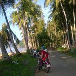 Riding A Scooter On Ko Yao Noi