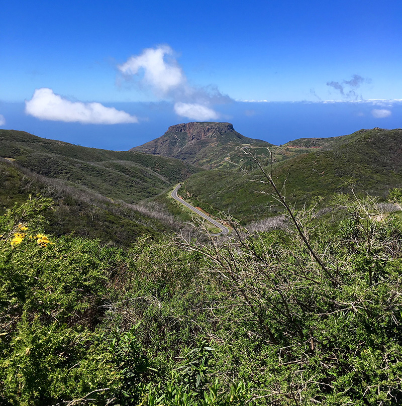 La Gomera Hiking