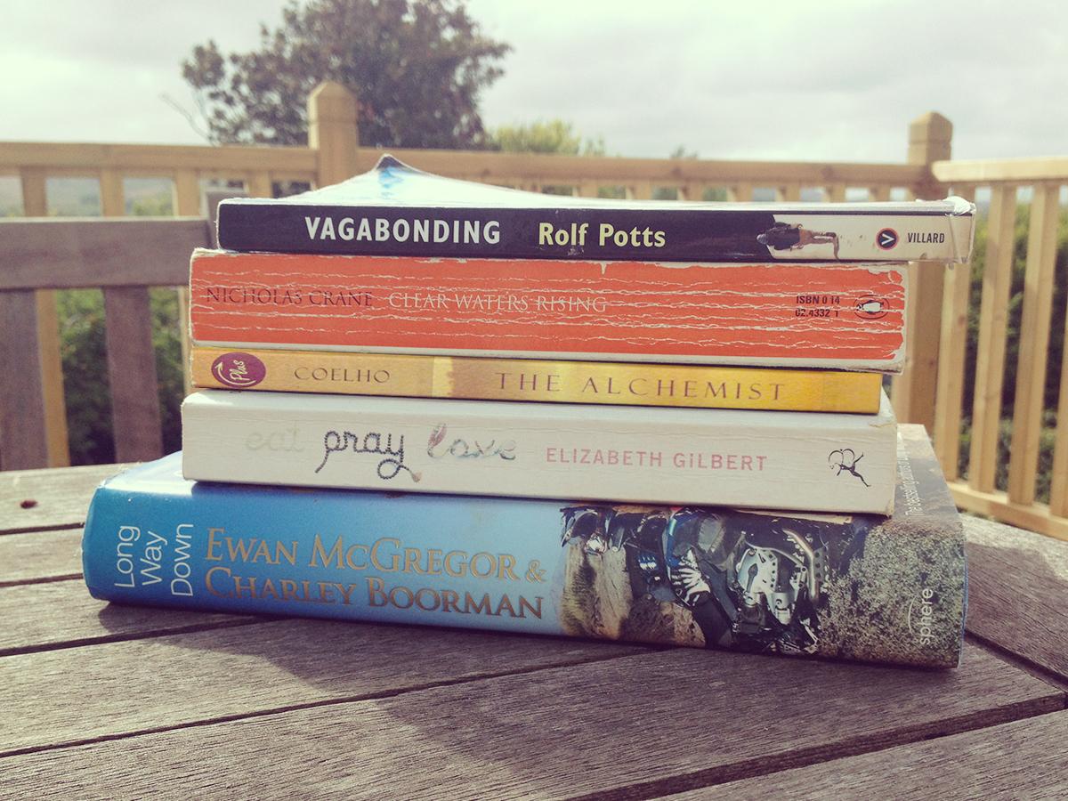 Books that inspire travel