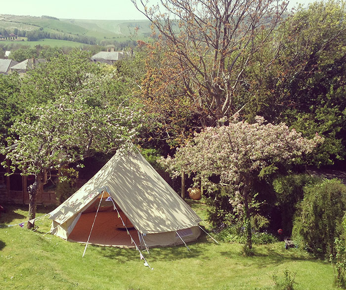 Canvas Bell Tent review