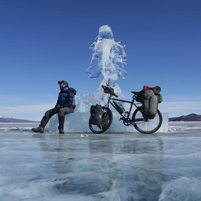 Stephen Fabes Lake Khövsgöl