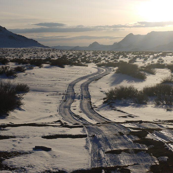 Mongolian 'roads'