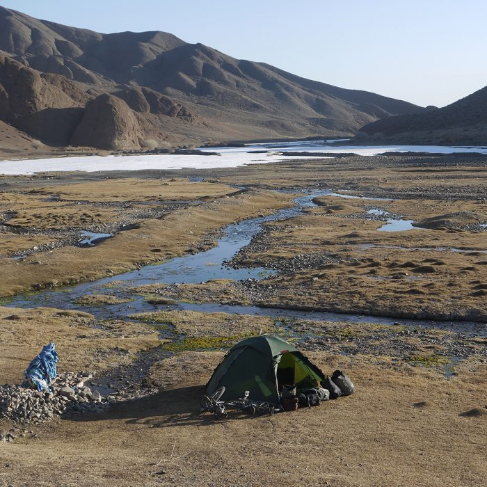 Stephen Fabes In Mongolia