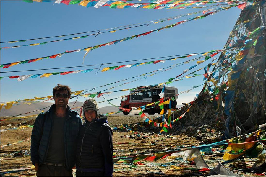 Overlanding in the Himalayas