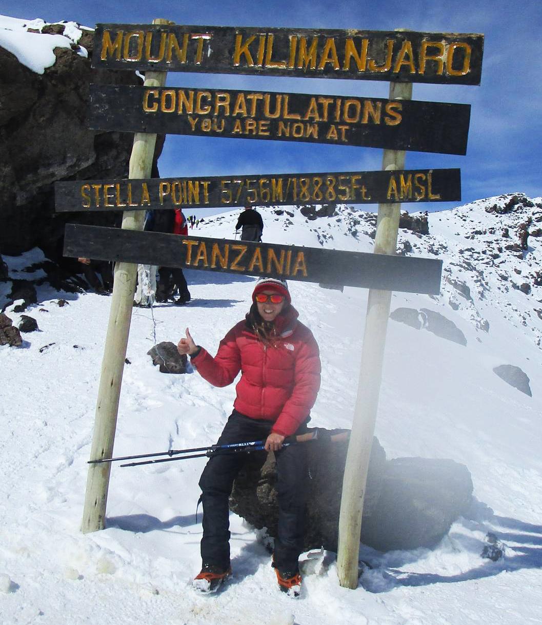 Stella Point, Kilimanjaro