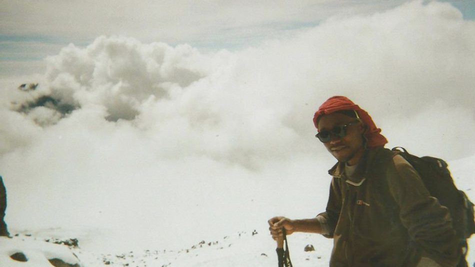 Summit day, Kilimanjaro