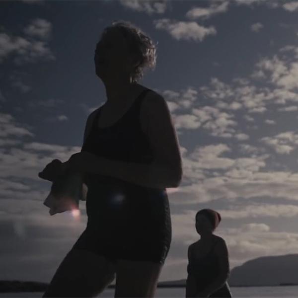 Sea Swimming In The Faroe Isles - Well Preserved