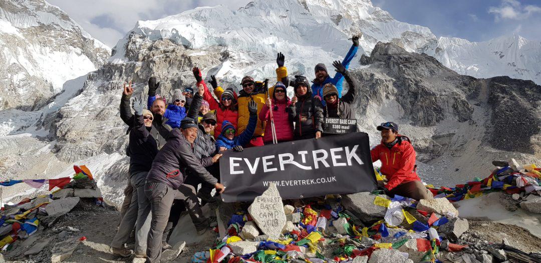 The Evertrek team