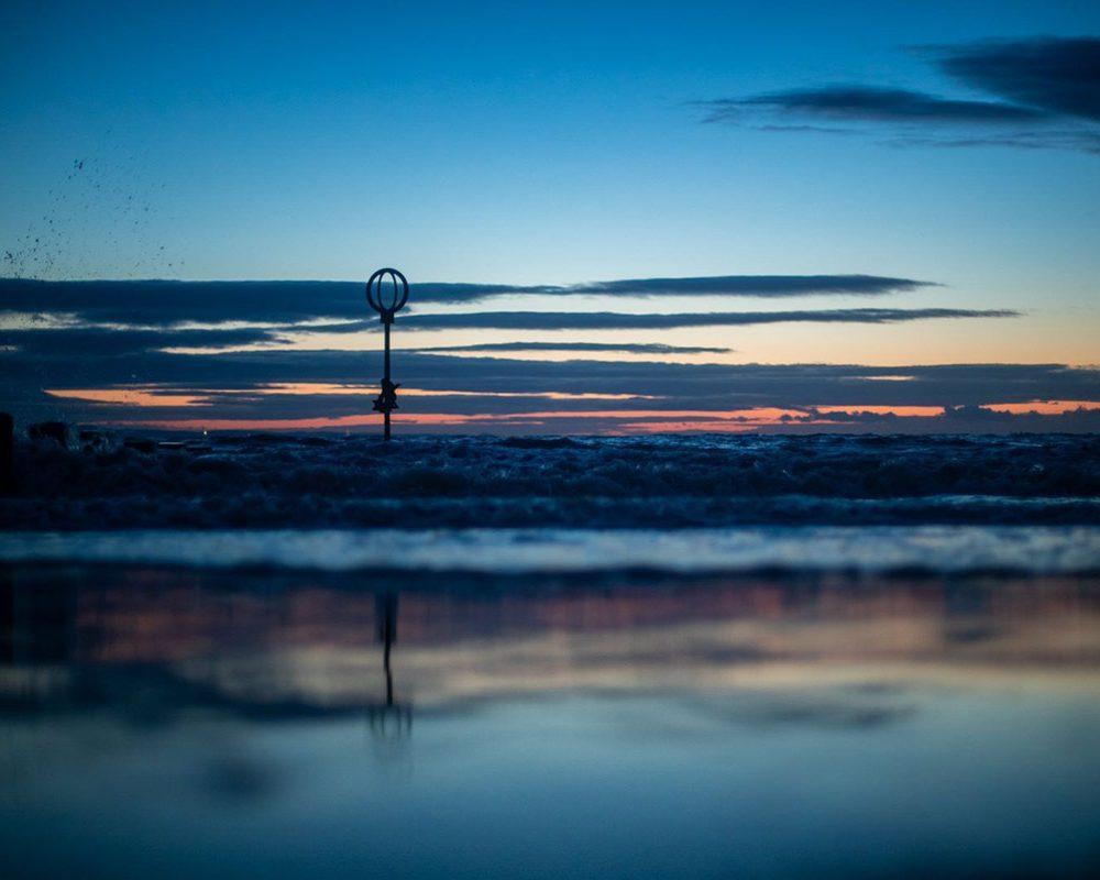 Sea reflections