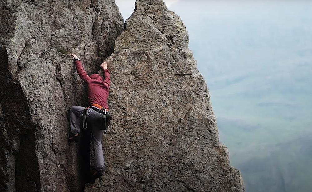 Climbing the Classic Rock Challenge