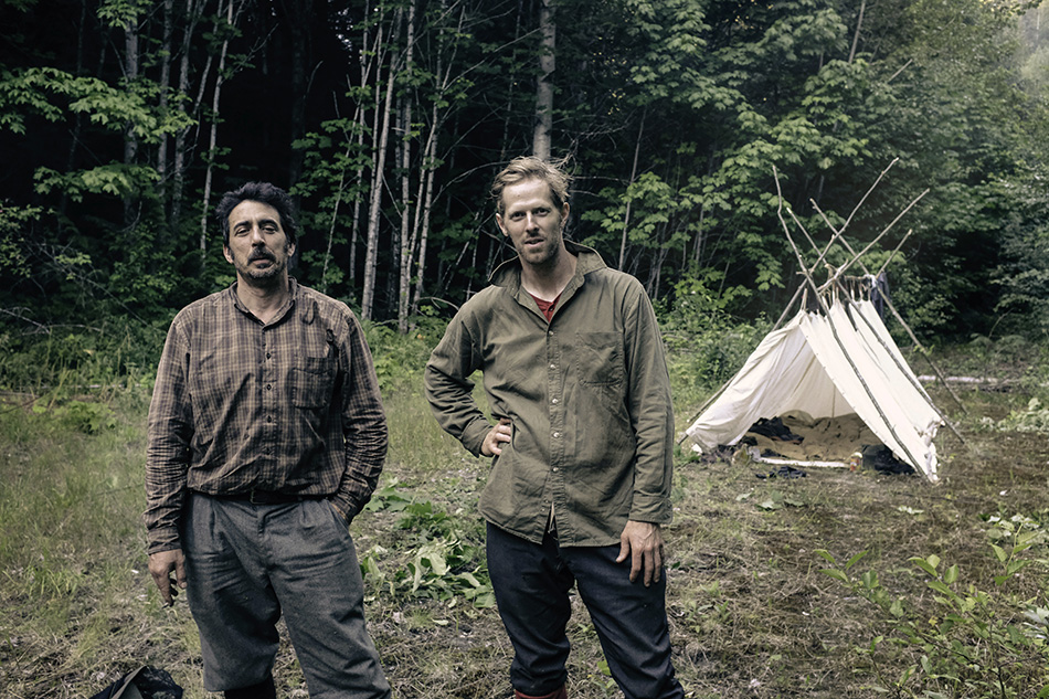 Expedition team members